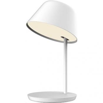 Stolní LED lampička Yeelight Staria Bedside Lamp Pro s bezdrátovým nabíjením bílá