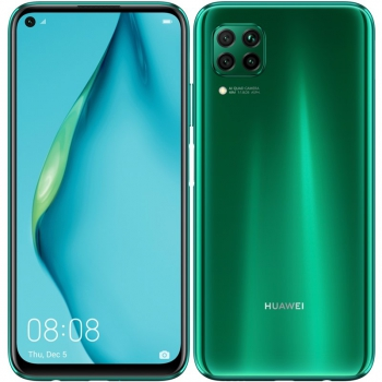 Mobilní telefon Huawei P40 lite (HMS) - Crush Green