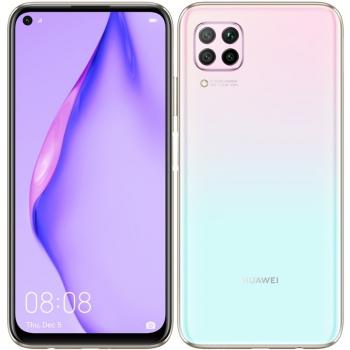 Mobilní telefon Huawei P40 lite (HMS) - Sakura Pink