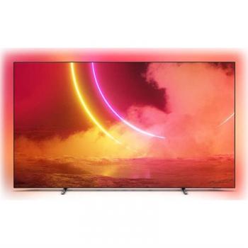 Televize Philips 65OLED805 šedá