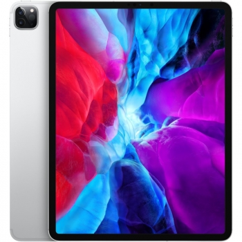 "Dotykový tablet Apple iPad Pro 12.9"" (2020) WiFi + Cell 256 GB - Silver"