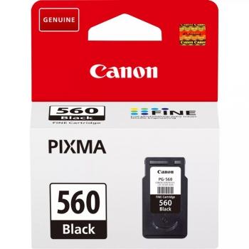 Inkoustová náplň Canon PG-560, 180 stran černá