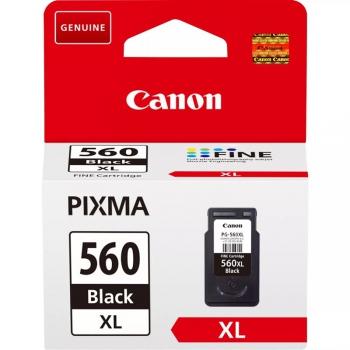 Inkoustová náplň Canon PG-560XL, 400 stran černá