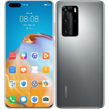 Mobilní telefon Huawei P40 Pro (HMS) 5G šedý