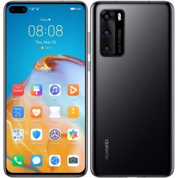 Mobilní telefon Huawei P40 (HMS) 5G černý