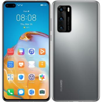 Mobilní telefon Huawei P40 (HMS) 5G šedý