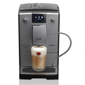 Espresso Nivona CafeRomatica 769 stříbrné