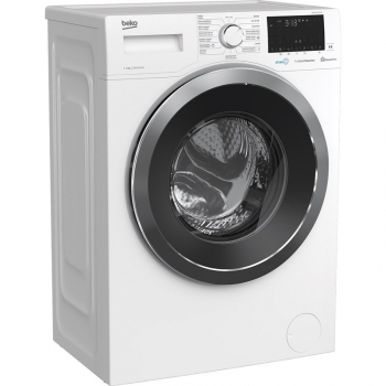 Pračka Beko Superia WUE 6636 CSX0C bílá