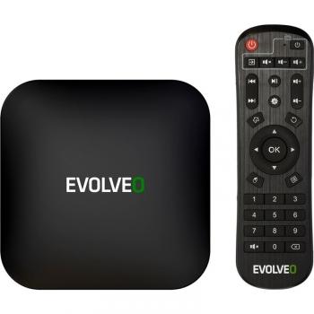 Multimediální centrum Evolveo MultiMedia Box C4, Quad Core