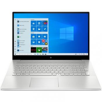 Notebook HP ENVY 17-cg0005nc stříbrný