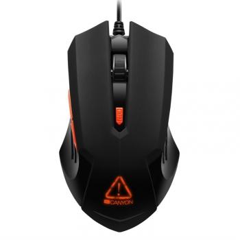 Myš Canyon Star Raider černá
