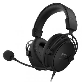 Headset HyperX Cloud Alpha S - Blackout černý