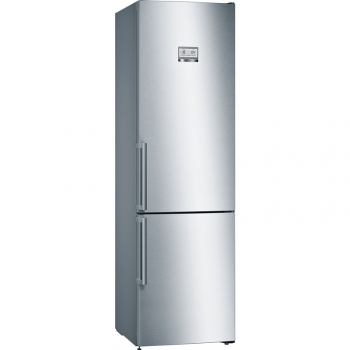 Chladnička s mrazničkou Bosch Serie | 6 KGN39AIDR nerez