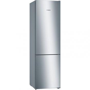 Chladnička s mrazničkou Bosch Serie | 4 KGN39VLDA nerez
