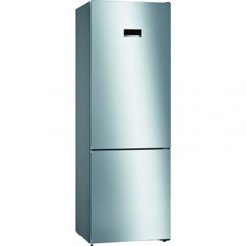 Chladnička s mrazničkou Bosch Serie   4 KGN49XIEA nerez