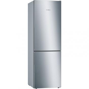Chladnička s mrazničkou Bosch Serie | 6 KGE36ALCA nerez