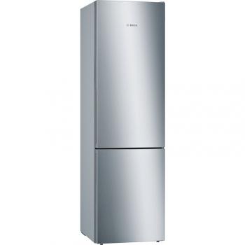 Chladnička s mrazničkou Bosch Serie | 6 KGE39ALCA nerez