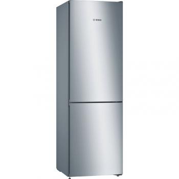 Chladnička s mrazničkou Bosch Serie | 4 KGN36VLDD nerez