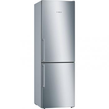 Chladnička s mrazničkou Bosch Serie | 6 KGE368LCP nerez