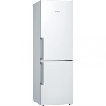 Chladnička s mrazničkou Bosch Serie | 6 KGE368WCP bílá