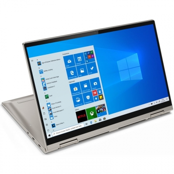 Notebook Lenovo Yoga C740-14IML zlatý