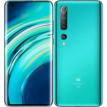 Mobilní telefon Xiaomi Mi 10 128 GB 5G zelený