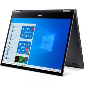 Notebook Acer Spin 5 (SP513-54N-70G7) šedý