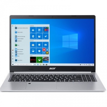 Notebook Acer Aspire 5 (A515-55-38JU) stříbrný