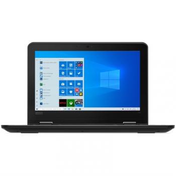 """Notebook Lenovo ThinkPad 11e černý (Celeron N4100, 4GB, 128GB, 11.6"""", HD, bez mechaniky, Intel UHD 600, BT, CAM, W10 Home )"""
