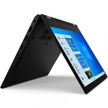 "Notebook Lenovo ThinkPad L13 Yoga černý (i5-10210U, 8GB, 512GB, 13.3"", Full HD, bez mechaniky, Intel UHD Graphics, BT, FPR, CAM, Win10 Pro )"