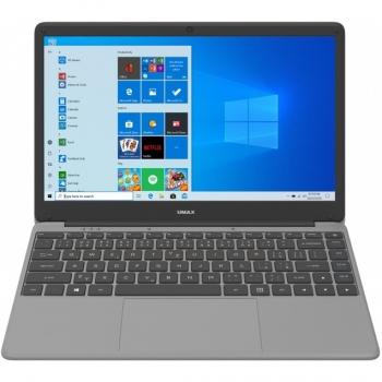 Notebook Umax VisionBook 14Wr Plus šedý