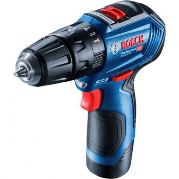 Aku vrtačka Bosch GSB12V-30+2x2.0+case 0.601.9G9.101