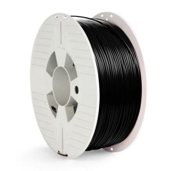 Tisková struna Verbatim PLA 1,75 mm pro 3D tiskárnu, 1kg černá