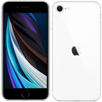 Mobilní telefon Apple iPhone SE (2020) 128 GB - White