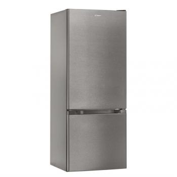 Chladnička s mrazničkou Candy CMCL 5142S stříbrná