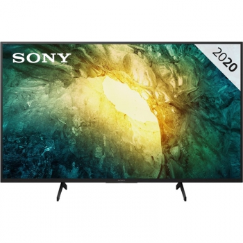 Televize Sony KD-49X7055 černá
