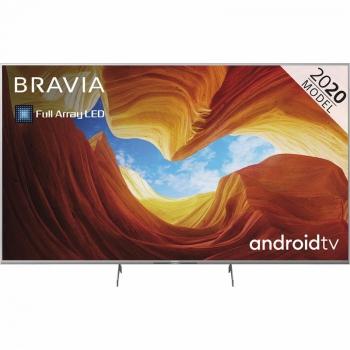 Televize Sony KD-65XH9077 stříbrná