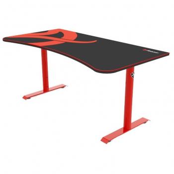 Herní stůl Arozzi Arena 160 x 82 cm černý/červený