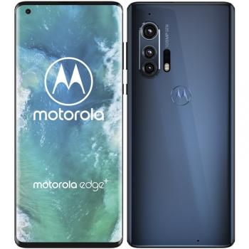 Mobilní telefon Motorola Edge Plus 5G šedý/modrý