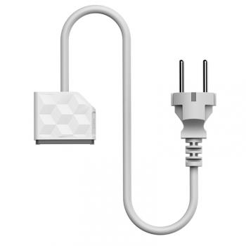 Kabel Powercube PowerStrip Modul E/F 1,5 m bílý