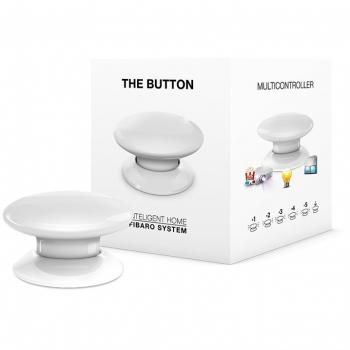 Tlačítko Fibaro Button, Z-Wave Plus bílé