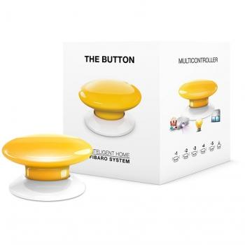 Tlačítko Fibaro Button, Z-Wave Plus žluté