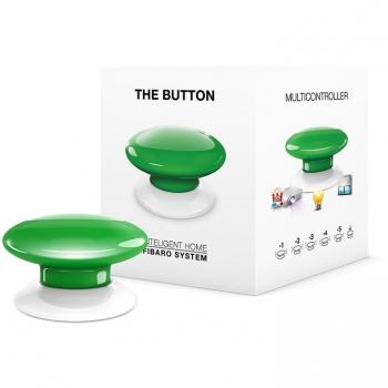 Tlačítko Fibaro Button, Z-Wave Plus zelené