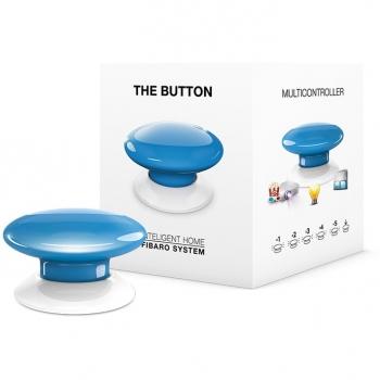 Tlačítko Fibaro Button, Z-Wave Plus modré