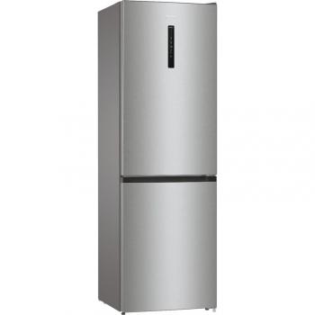 Chladnička s mrazničkou Gorenje N6A2XL4 nerez