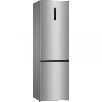 Chladnička s mrazničkou Gorenje Advanced NRK6202AXL4 nerez