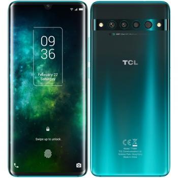 Mobilní telefon TCL 10 Pro zelený