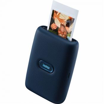 Fototiskárna Fujifilm Instax mini Link modrá + dárek
