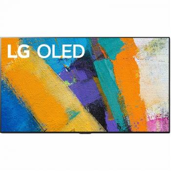 Televize LG OLED55GX černá/stříbrná