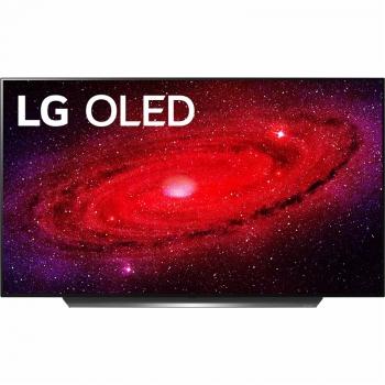 Televize LG OLED65CX stříbrná